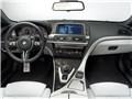 インテリア2 - M6 カブリオレ 2012年モデル