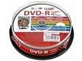 HDDR12JCP10 [DVD-R 16倍速 10枚組]