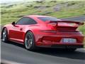 走行イメージ3 - 911GT3 2013年モデル