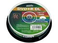 HDD+R85HP10 [DVD+R DL 8倍速 10枚組]