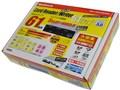 『パッケージ』 OWL-CR6U3(B)/BOX [USB 61in1 ブラック]の製品画像