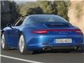 エクステリア - 911タルガ 2014年モデル