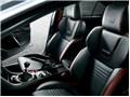 インテリア3 - WRX STI 2014年モデル