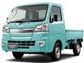 エクステリア ファインミントメタリック - ハイゼット トラック 2014年モデル