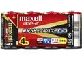 ボルテージ アルカリ乾電池 単1形 4本パック LR20(T) 4P