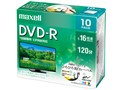 DRD120WPE.10S [DVD-R 16倍速 10枚組]