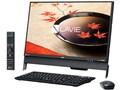 LAVIE Desk All-in-one DA370/FAB PC-DA370FAB [ファインブラック]