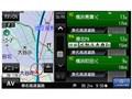 『ルート画面3』 GORILLA CN-G510Dの製品画像