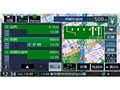 『ルート画面3』 彩速ナビ MDV-M705Wの製品画像