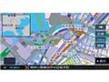 『ルート画面5』 彩速ナビ MDV-Z905Wの製品画像