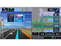 『ルート画面4』 彩速ナビ MDV-Z905の製品画像