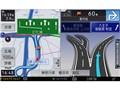 『ルート画面3』 サイバーナビ AVIC-CZ902の製品画像