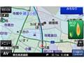 『ルート画面1』 GORILLA CN-G1200VDの製品画像