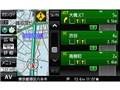 『ルート画面3』 GORILLA CN-G1200VDの製品画像
