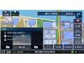 『ルート画面2』 彩速ナビ MDV-D505BTWの製品画像