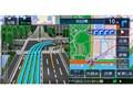 『ルート画面5』 彩速ナビ MDV-D505BTWの製品画像