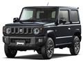 ブルーイッシュブラックパール - ジムニー 2018年モデル