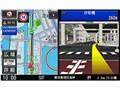 『ルート画面1』 ストラーダ CN-RE05Dの製品画像