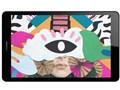 『本体 正面』 MediaPad M5 lite 8 Wi-Fiモデル JDN2-W09の製品画像