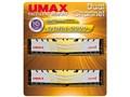 UM-DDR4D-3000-16GBHS [DDR4 PC4-24000 8GB 2枚組]