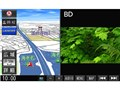 『ルート画面1』 ストラーダ F1X PREMIUM10 CN-F1X10BDの製品画像