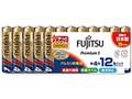 プレミアムS アルカリ乾電池 単4形 12個パック LR03PS(12S)