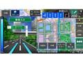 『ルート画面1』 彩速ナビ MDV-M907HDFの製品画像