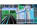 『ルート画面3』 彩速ナビ MDV-M907HDFの製品画像
