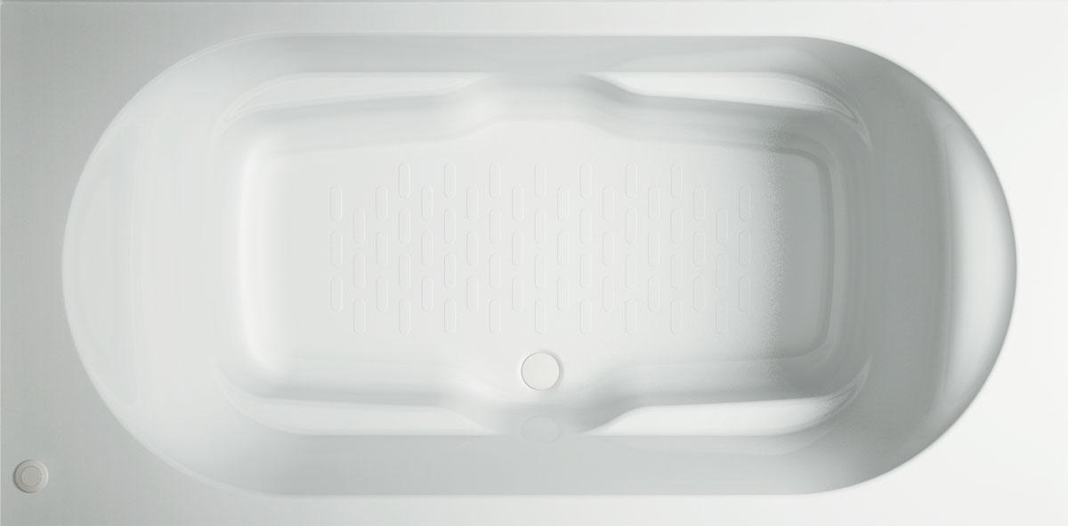 人造大理石キレイ浴槽 クレリアパール