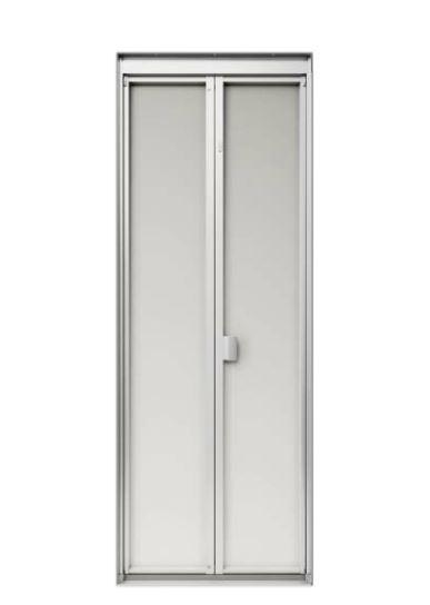 2枚折りドア