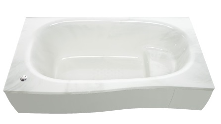 ワイド浴槽