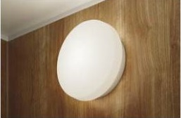 サークルLED照明 2 灯
