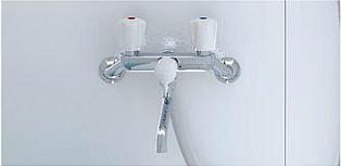 洗い場・バス兼用:2ハンドルスプレーシャワー