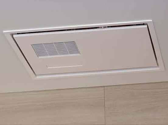 暖房換気扇