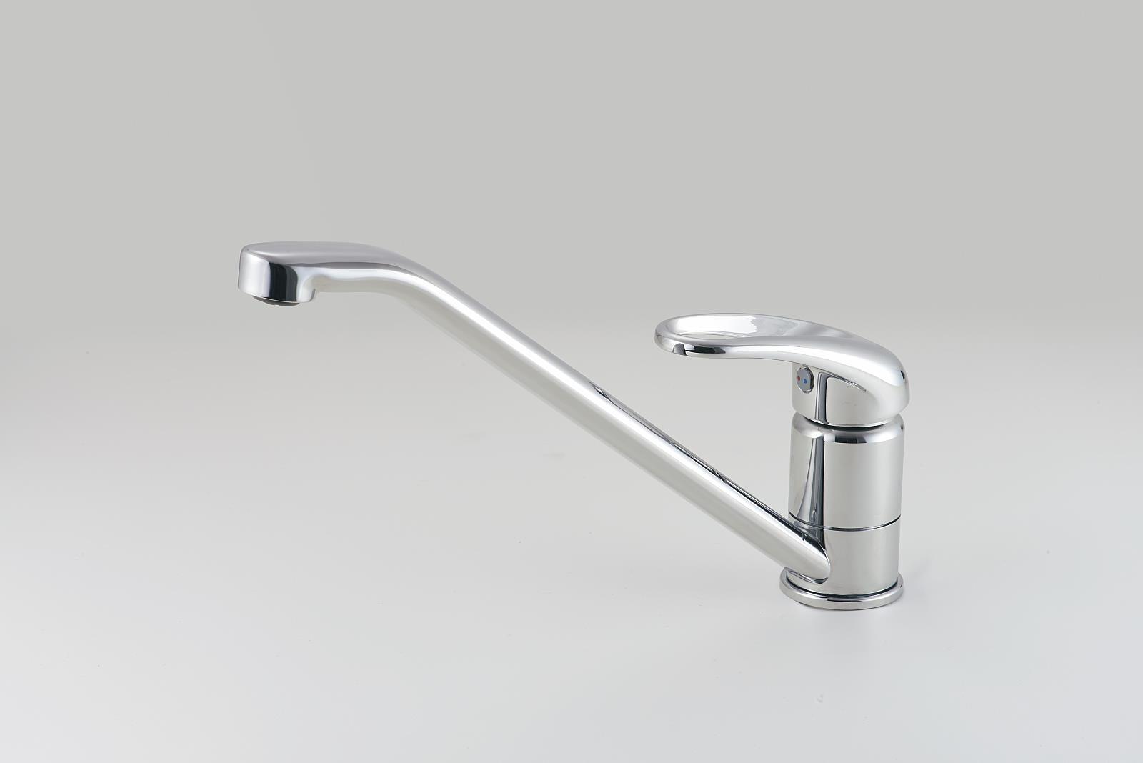 混合水栓(泡沫吐水)