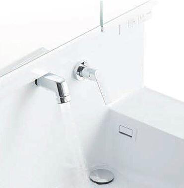 エアインシャワー水栓