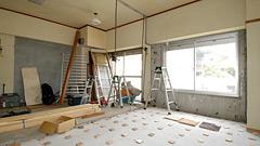 65平方メートルのマンションで、定額制プランかつ標準仕様のスケルトンリフォーム
