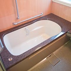 在来工法のお風呂をユニットバスに変更