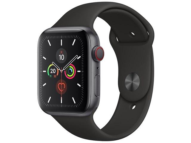 Apple Watch Series 5 GPS+Cellularモデル 44mm スポーツバンド