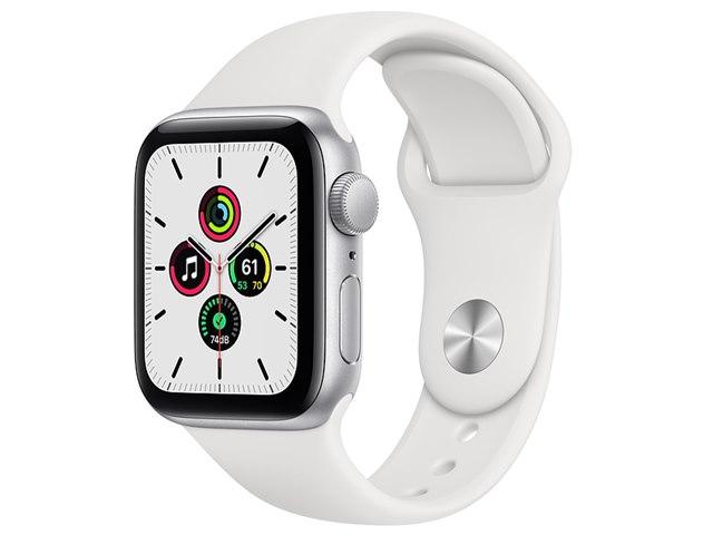 Apple Watch SE GPSモデル 40mm スポーツバンド