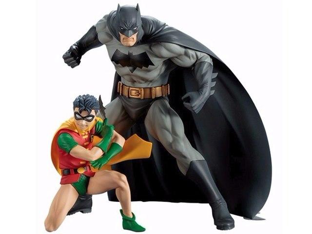 ARTFX+ DC UNIVERSE バットマン\u0026ロビン 2パック