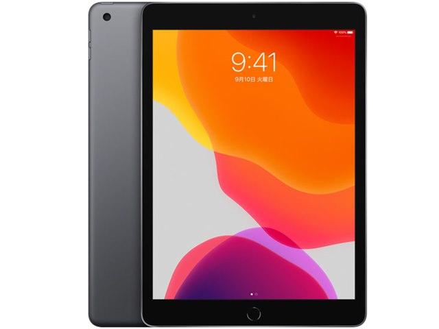 iPad 10.2インチ 第7世代 Wi-Fi 32GB 2019年秋モデル MW742J/A ...
