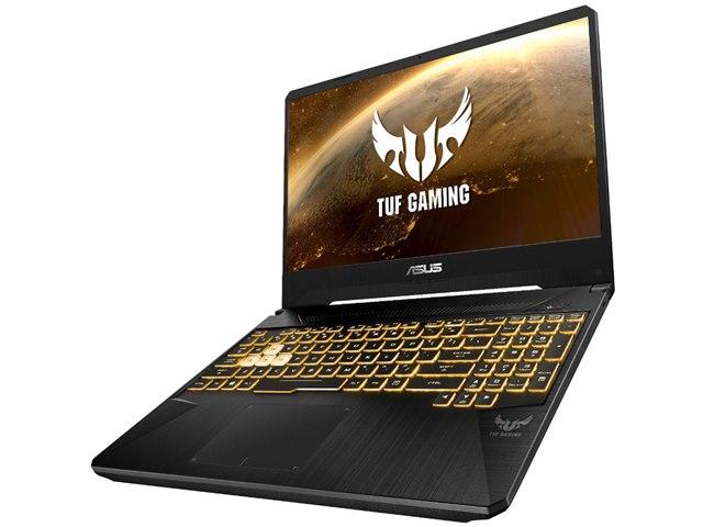 TUF Gaming FX505DT Ryzen 5 3550H・8GBメモリ・512GB SSD・GTX1650・15.6型フルHD液晶搭載モデル FX505DT-R5G1650METS
