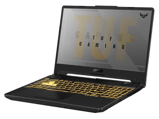 TUF Gaming A15 FA506IU Ryzen 7 4800H・16GBメモリ・512GB SSD・GTX1660Ti・15.6型FHD液晶搭載モデル FA506IU-R7G1660T