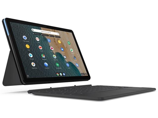 IdeaPad Duet Chromebook Chrome OS・MediaTek Helio P60T・4GBメモリー・128GB eMMC・10.1型 WUXGA IPS液晶搭載 マルチタッチ対応 ZA6F0019JP