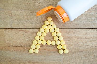 ビタミンAの取り過ぎに注意