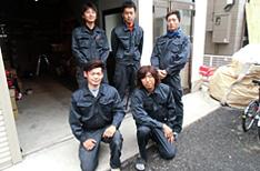 広島支店・施工チーム