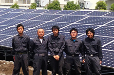 名古屋支店・施工チーム