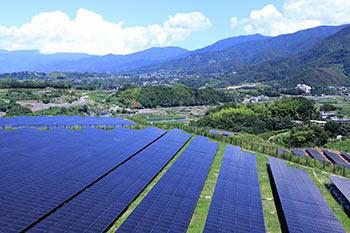 投資用・土地付き太陽光発電とは